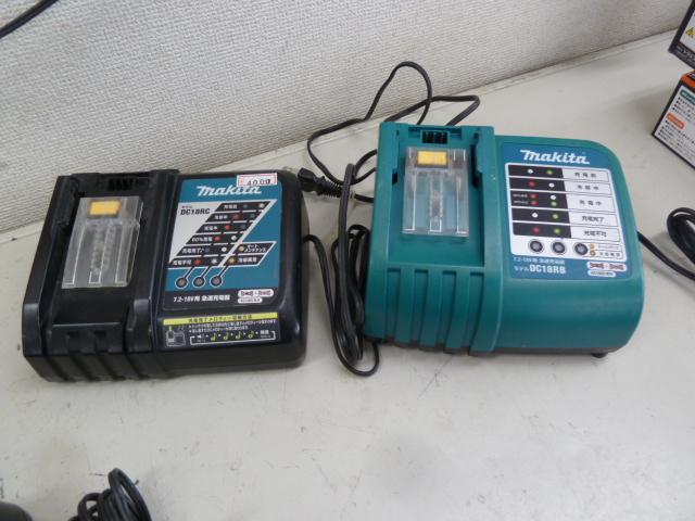 マキタ、バッテリー充電器を買い取りしました!