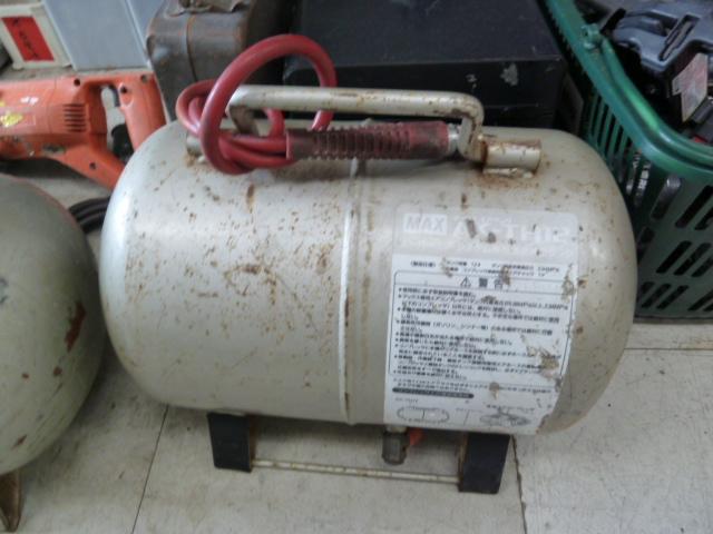 MAXの高圧補助タンクを買い取りました。