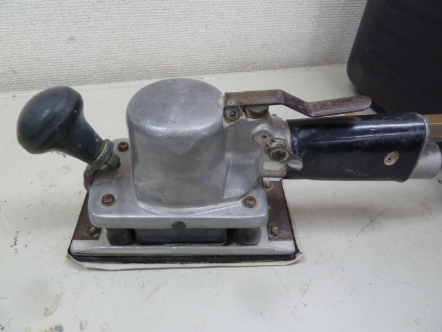 コンパクトツール 吸塵式 オービタルサンダー 803B4D