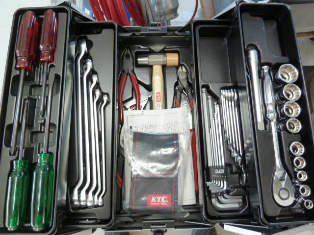KTCの工具セットを買い取りしました!