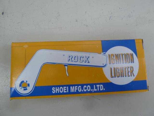 正英産業のロックライターを買い取りしました!