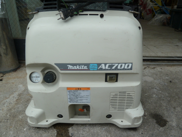 マキタのエアーコンプレッサー AL700を買い取りしました! 岡山店