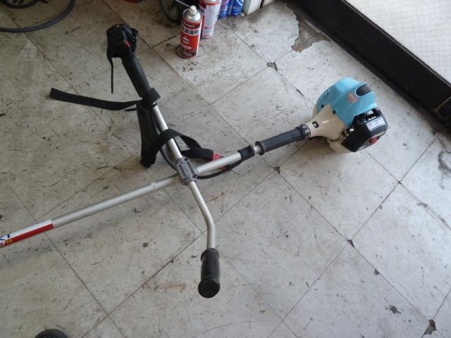 イセキの草刈り機、BZX237Hを買い取りしました!岡山店