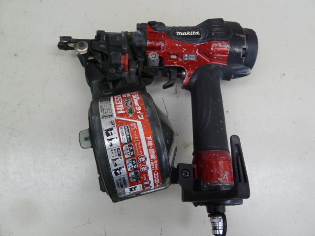 マキタ高圧釘打ち機、AN531Hを買い取りしました!岡山店