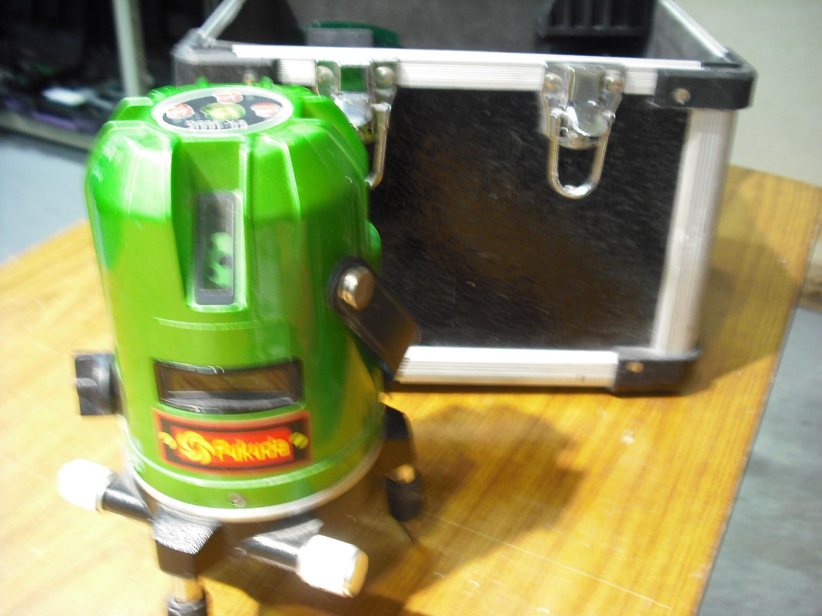 フクダ、グリーン5方向レーザー墨出し器、EK-468Gを買い取りしました!倉敷店