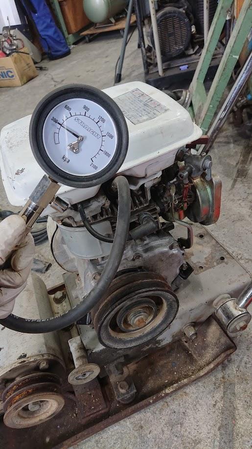 エンジンプレートランマの修理!!が。。。