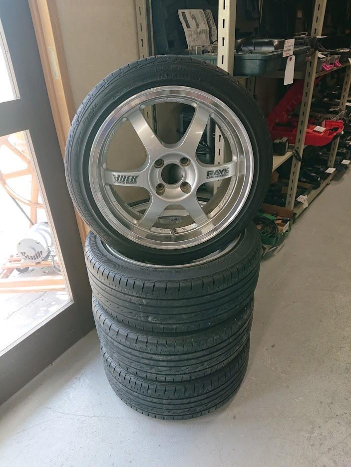 実はこんなものも!?タイヤホイール買取しました。倉敷店