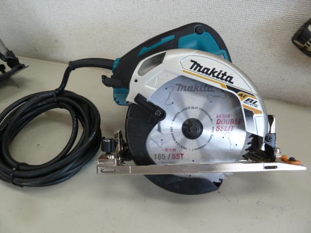 マキタ電子丸のこ、HS6303を買い取りしました。岡山店