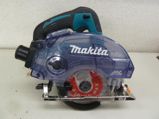 マキタ、充電式防じん丸ノコ、KS511Dを買い取りしました!岡山店