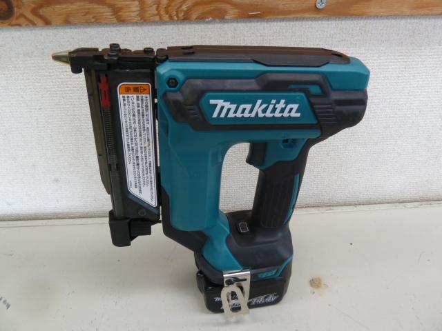 マキタの充電式ピンタッカー、PT352Dを買い取りしました!岡山店