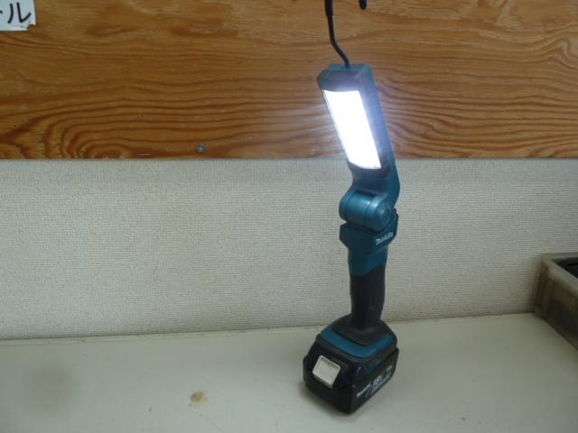 makita マキタ LEDワークライト ML801を買い取りしました!岡山店