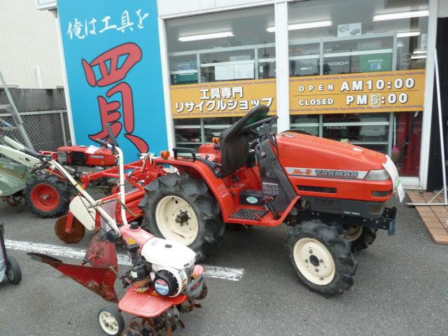 ヤンマートラクター KE-3 13馬力 販売中!岡山店