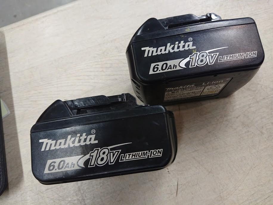 マキタ 18V6Aリチウムイオンバッテリーを買取しました!倉敷店