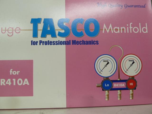 TASCO タスコ ゲージマニホールド R410A 中古 販売しています!岡山店