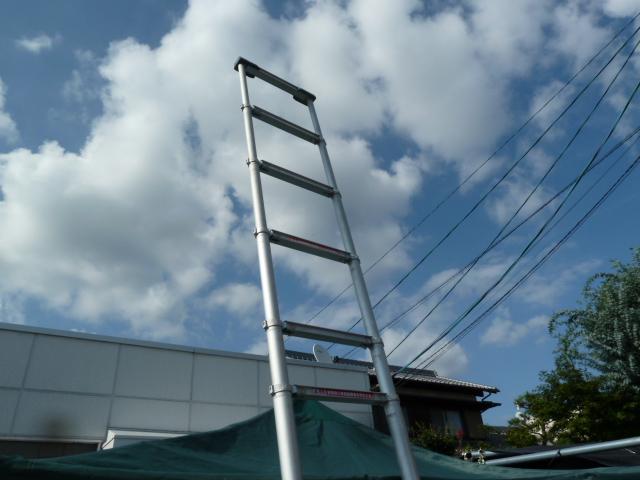 伸縮はしご 4100mmを買い取りしました!岡山店