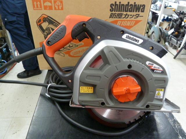 新ダイワ防塵カッターB18N2を買い取りしました!岡山店