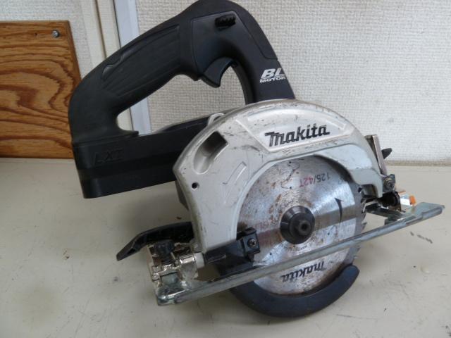 マキタ、14.4V専用 充電式丸ノコ HS470D本体のみを買い取りしました!岡山店