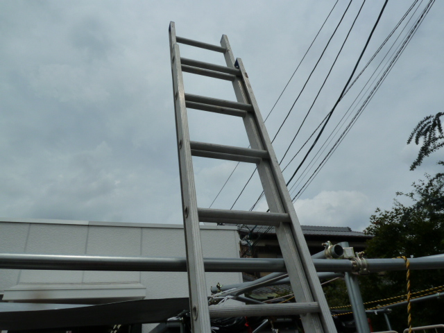 アルインコ、2連はしご HD-60 6メートルを買い取りしました!岡山店