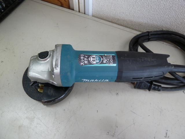 マキタ 100mmディスクグラインダー GA4032を買い取りしました!岡山店