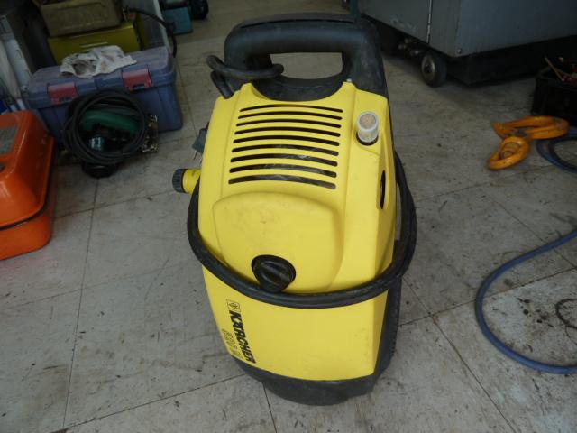 ケルヒャー 高圧洗浄機 520Mを買い取りしました!岡山店