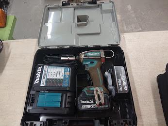 マキタ インパクトドライバーTD171DRGXを買取しました!倉敷店