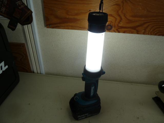 マキタ 充電式LEDワークライト 18/14.4V兼用 ML806を買い取りしました!岡山店
