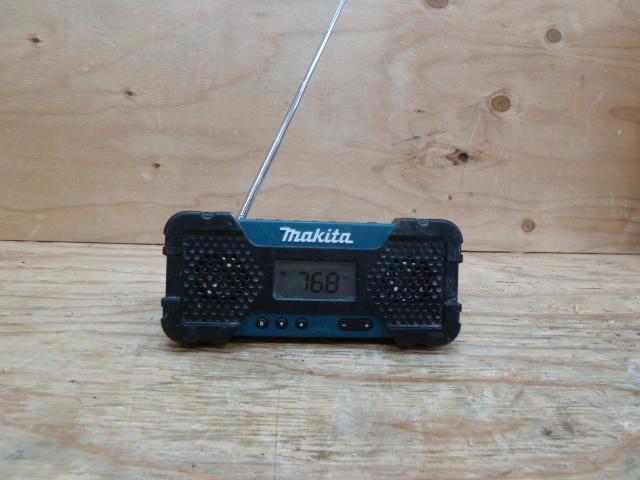 マキタ(Makita) 充電式ラジオ MR051を買い取りしました!岡山店