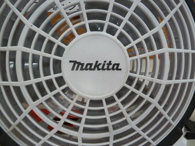 マキタ充電式ファン CF201Dを買い取りしました!岡山店