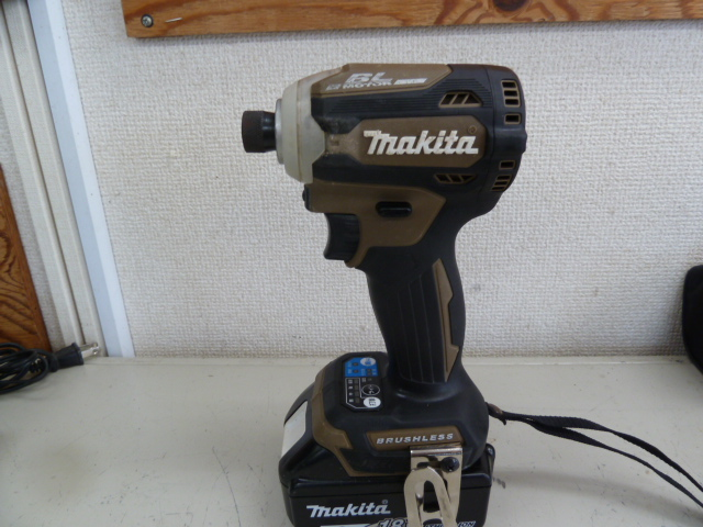 makitaマキタ インパクトドライバ TD171DRGXAB を買い取りしました!岡山店