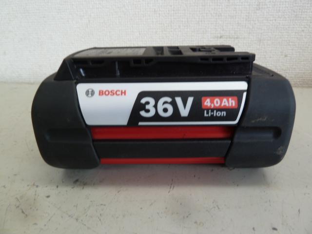 ●BOSCH ボッシュ 36V 4.0Ah バッテリーを買い取りしました!岡山店