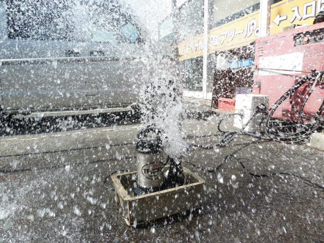 寺田 水中汚水ポンプ PG-400を買取りました!岡山店