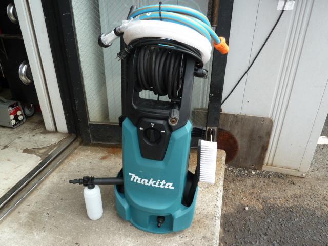 マキタ 高圧洗浄機 MHW0820を買い取りしました!岡山店
