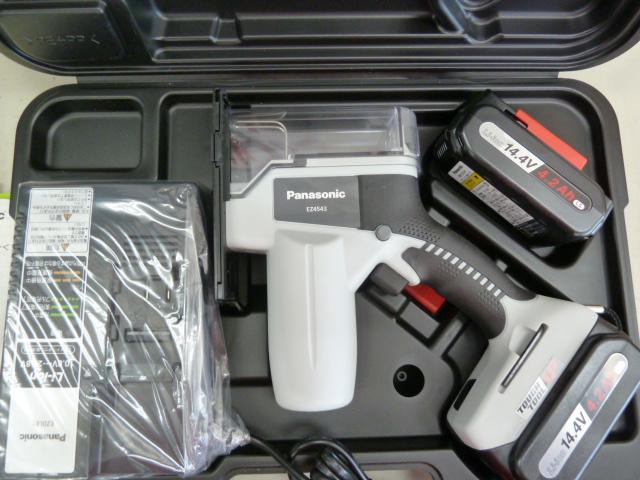 Panasonic(パナソニック) 充電角穴カッター14.4V EZ4543LS2S-Bを買い取りしました!岡山店