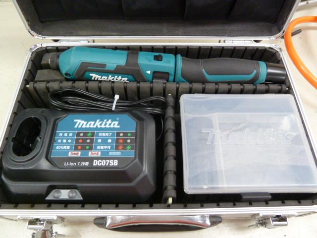 マキタ ペンインパクトドライバ TD022DSHXを買い取りしました!岡山店