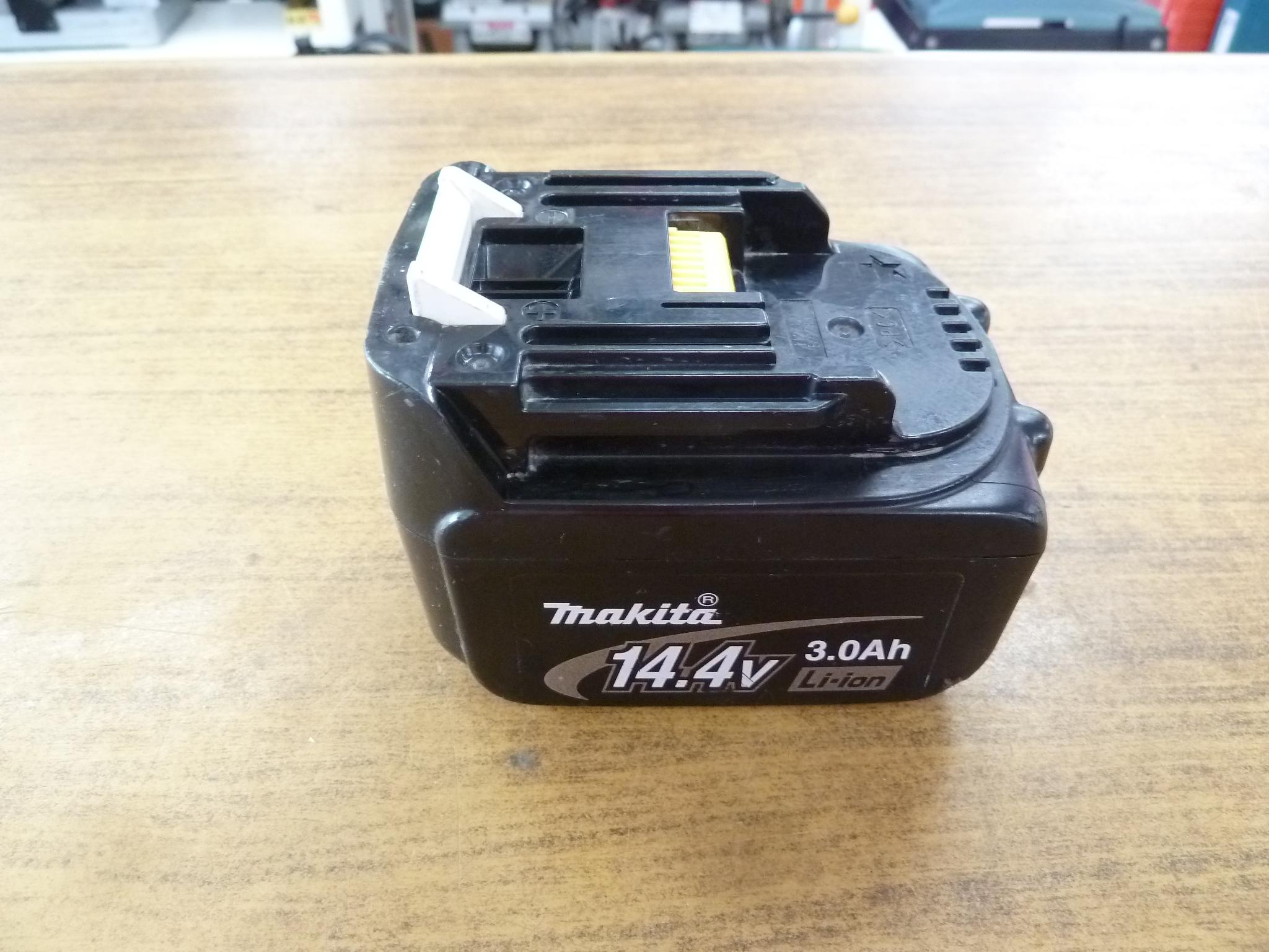 マキタバッテリー、BL1430を買い取りしました!岡山店