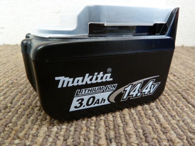マキタバッテリー 新品 BL1430Bを買い取りしました!岡山店