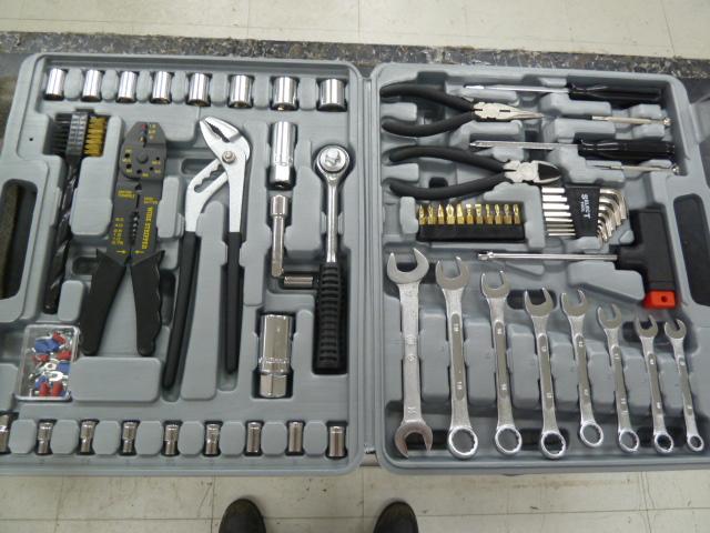 メカニック・キット 60pc 工具セットを買い取りしました!岡山店