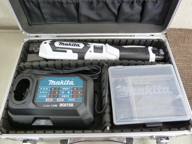 マキタ、充電式ペンインパクトドライバ TD022DSHXWを買い取りしました!岡山店