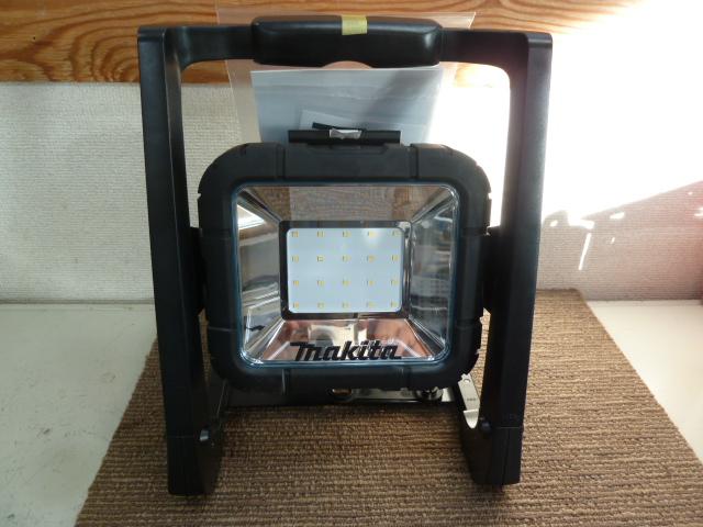 マキタ 充電式LEDライト ML805 を買い取りしました!岡山店