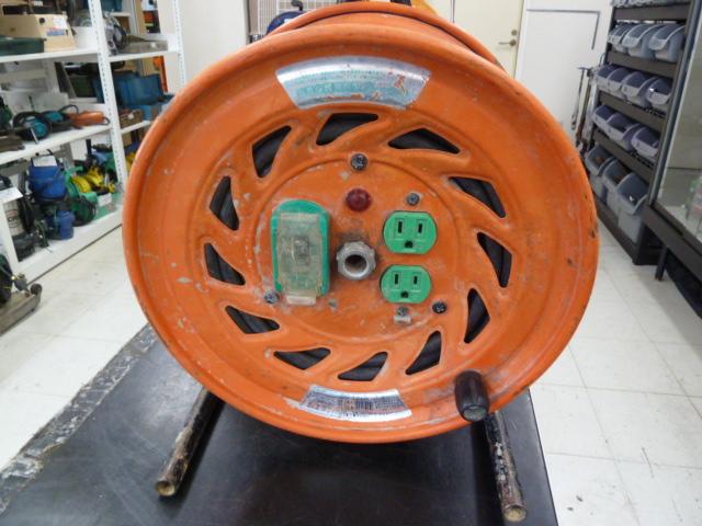 日動 延長コードリール・延長ドラム RND-EB30Sを買い取りしました!岡山店