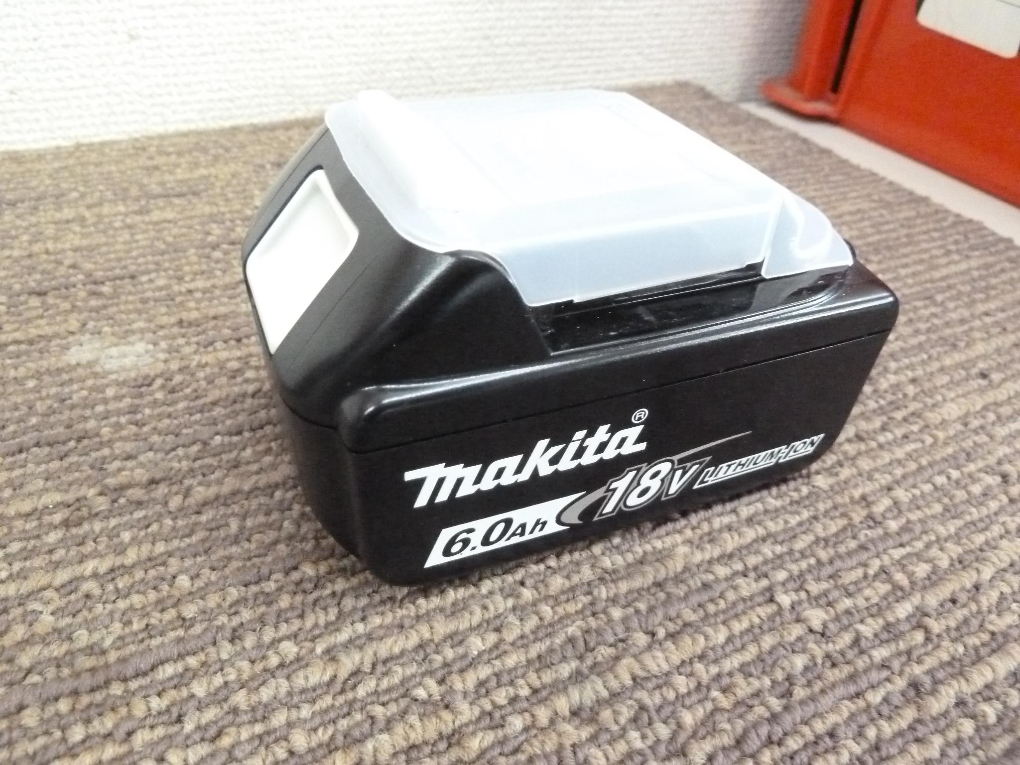 マキタ バッテリー BL1860B を買い取りしました!岡山店