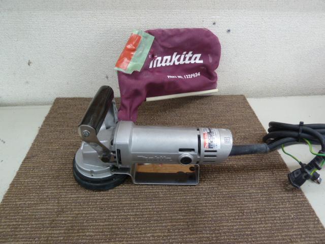 マキタ makita 90mm コンクリートカンナ PC9001を買い取りしました!岡山店