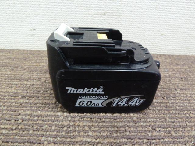 マキタバッテリー BL1460Bを買い取りしました!岡山店