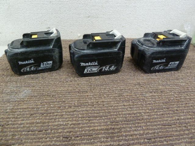 マキタ BL1440・BL1430バッテリーを買い取りしました!岡山店
