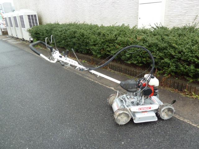 オーレック 自走式草刈機 スパイダーモアー SP850Aを買い取りしました!岡山店