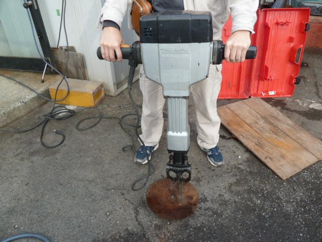 マキタ 電動ハンマ HM1800 を買い取りしました!岡山店