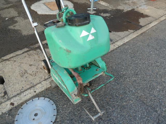三笠産業 MCD-012 コンクリートカッターを買取しました! 岡山店