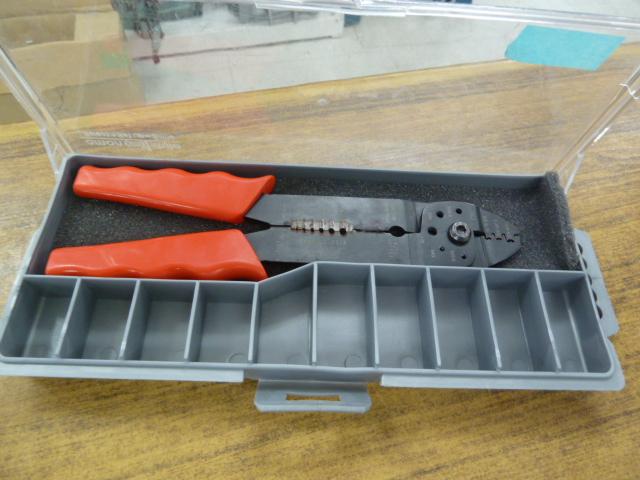 エーモンAMON ワイヤーストリッパー  電工ペンチ を買い取りしました!岡山店