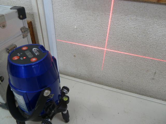 テクノ LTK-H36 レーザー墨出し器を買い取りしました! 岡山店