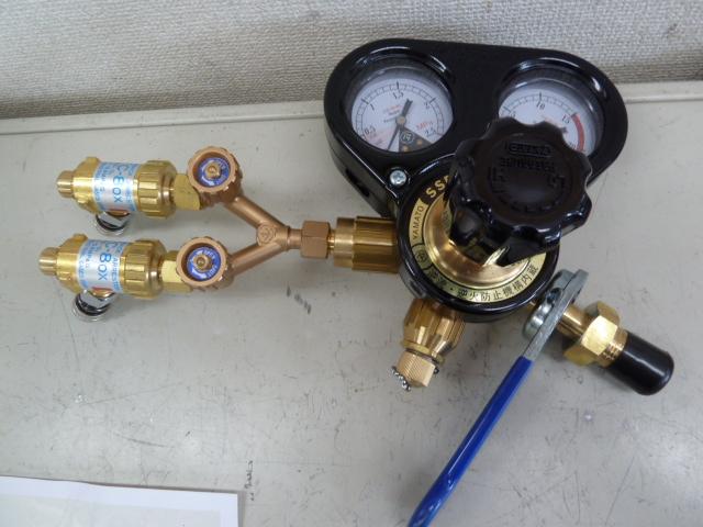 ヤマト酸素調整器・逆火防止器付き SSBOY-ULTRA を買い取りしました!岡山店